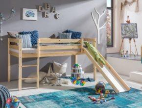 Antresola Ikea – czyli jak urządzić pokój dziecięcy?