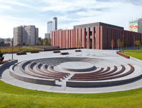 Niezwykła konstrukcja siedziby NOSPR Katowice