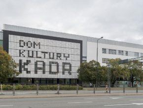 Dom Kultury Kadr na warszawskim Służewcu