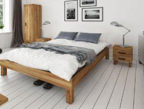Ikea rama łóżka – to od niej zacznij urządzanie sypialni