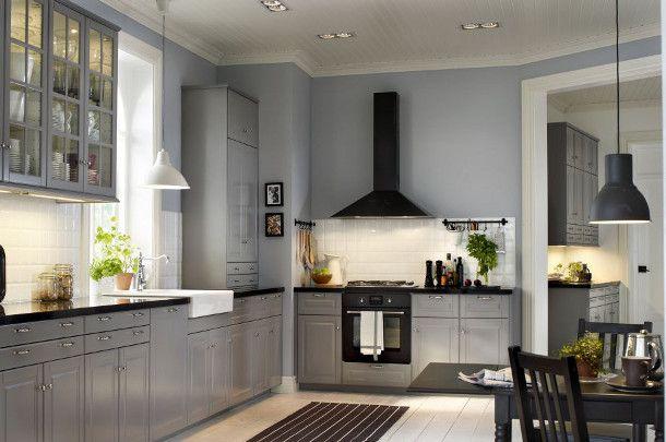 Marzy Ci się przepiękna kuchnia? Weź pod uwagę kuchnie Ikea