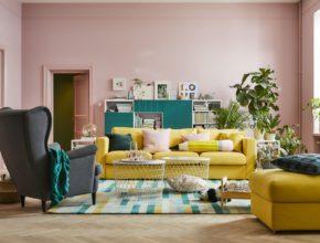 Ikea Strandmon – popularne fotele uszaki