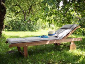 Castorama leżaki – pora na urządzenie ogrodu