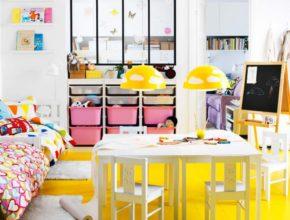 Krzesła dla dzieci Ikea – najważniejsze jest dopasowanie