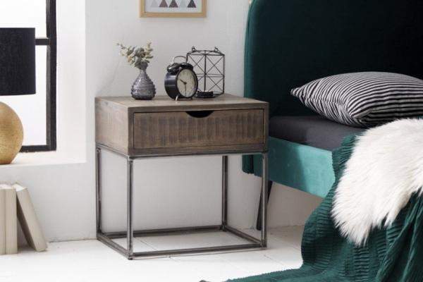 Ikea stolik nocny – nie może go zabraknąć w naszej sypialni
