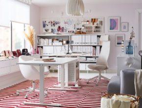 Biurka Ikea Micke – świetny wybór do domowego użytku