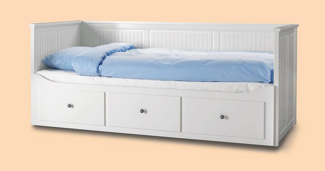 Łóżko Hemnes – idealne do pokoju gościnnego
