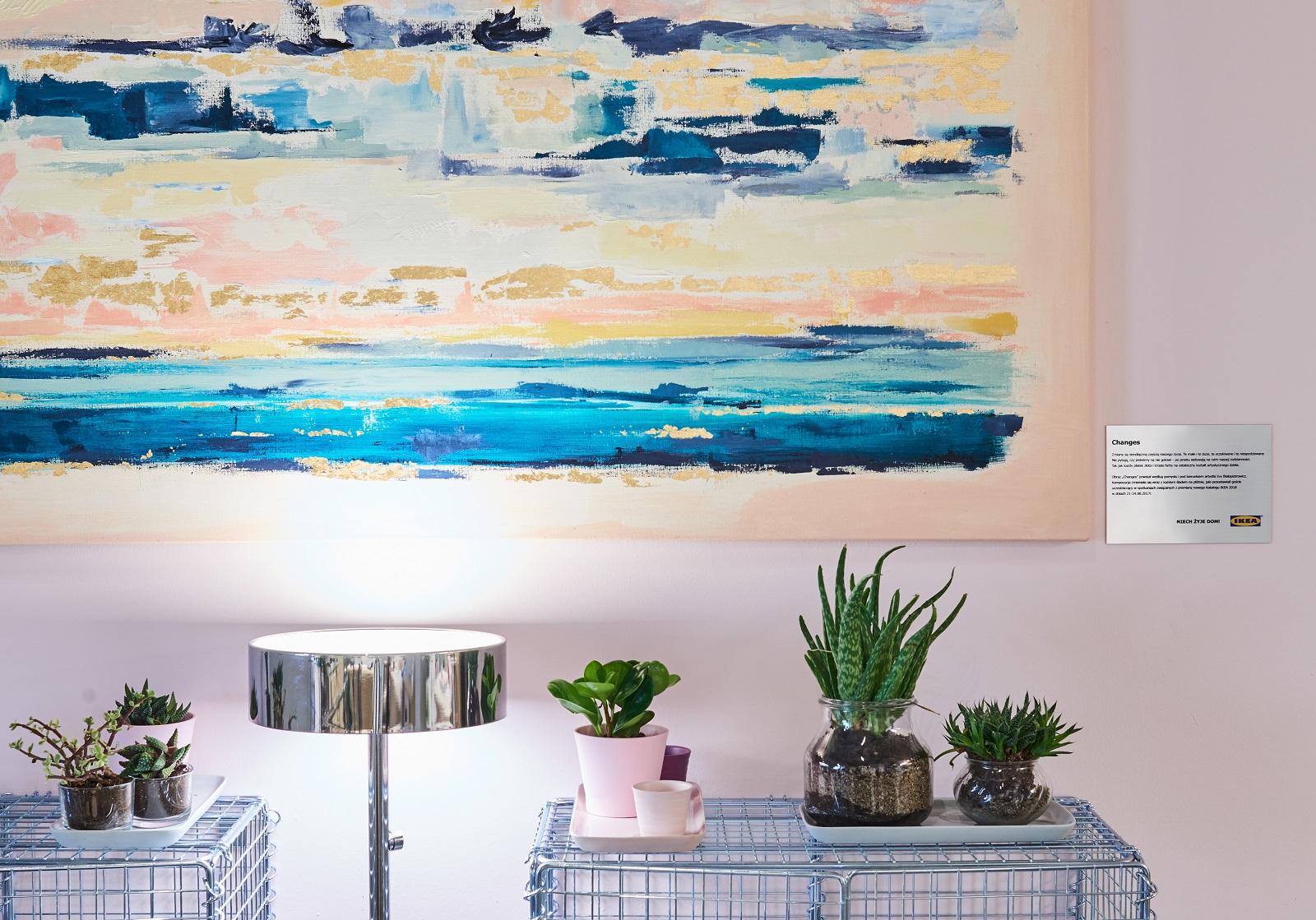 Ikea obraz – ozdobisz nim swoje mieszkanie