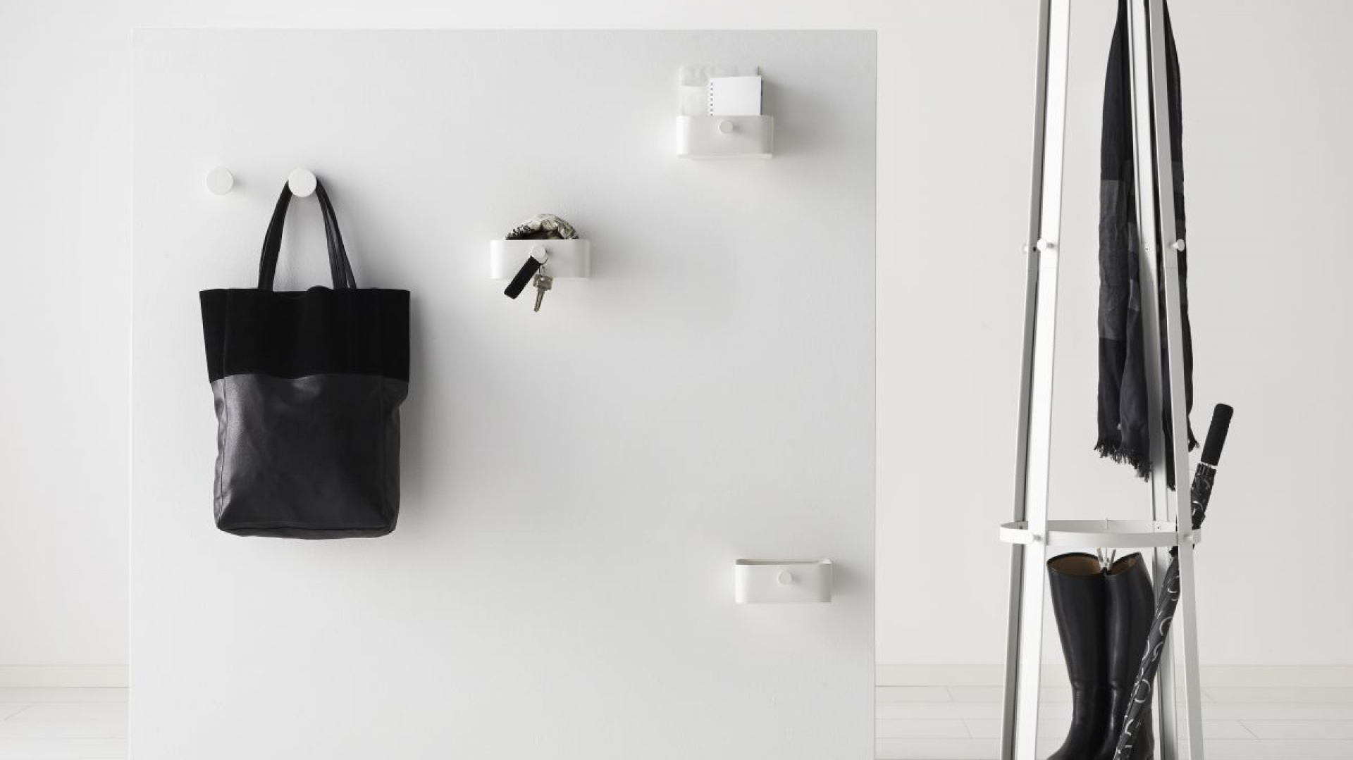 Wieszak Ikea – i Twój przedpokój stanie się funkcjonalny