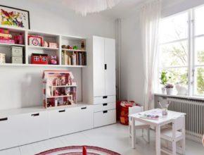 Ikea Stuva – idealne rozwiązanie do pokoju dziecięcego