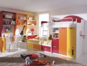 Ikea łóżko piętrowe – niesamowita frajda dla dzieci