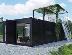 Domy kontenerowe – ile kosztują?