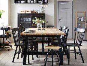 Ikea stoły – jak wybrać dobry rozkładany stół?