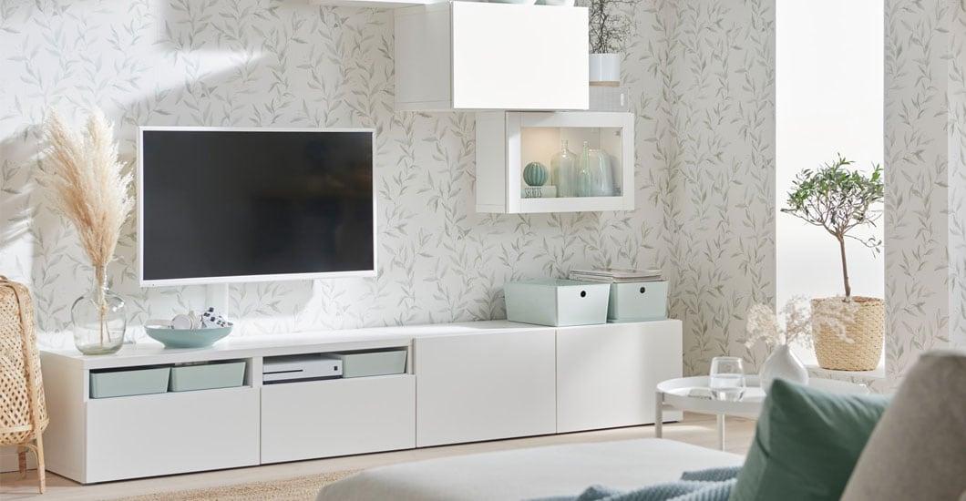 Na czym polega system przechowywania Besta Ikea?