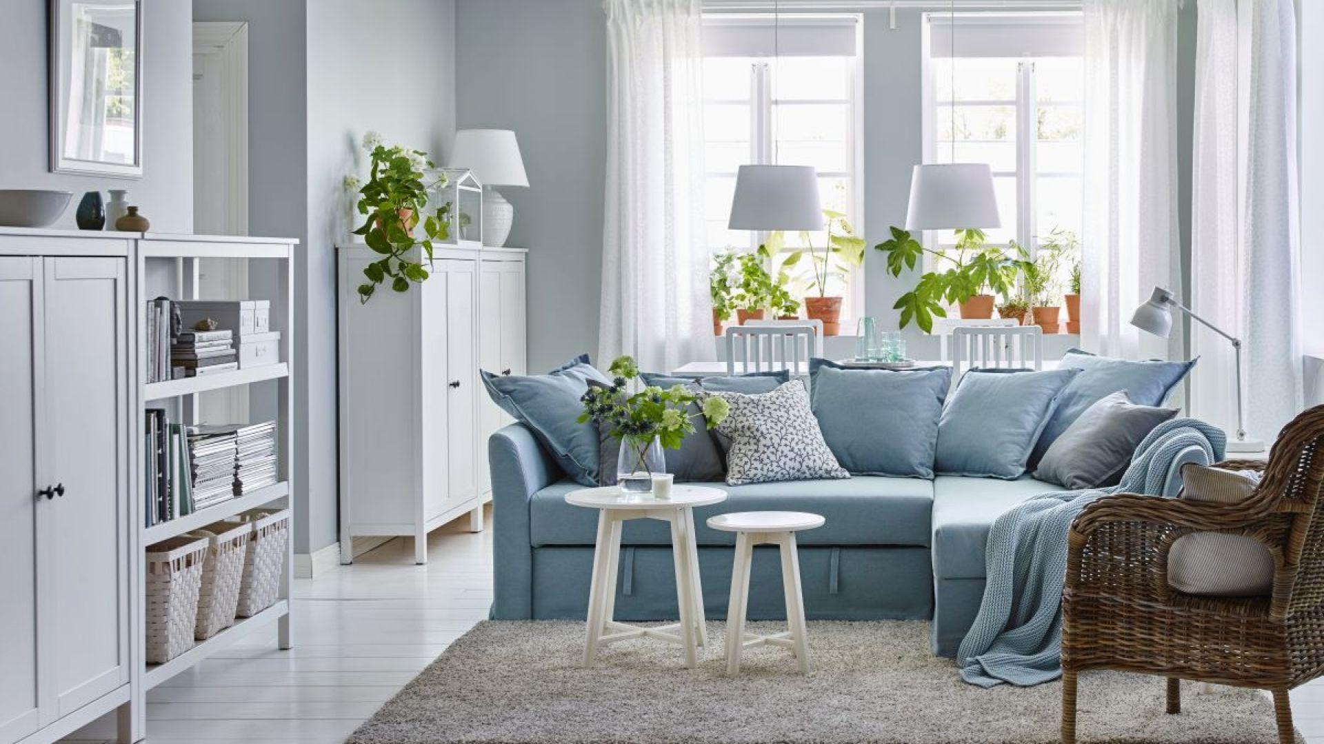 Ikea firanki – które wybrać do salonu?