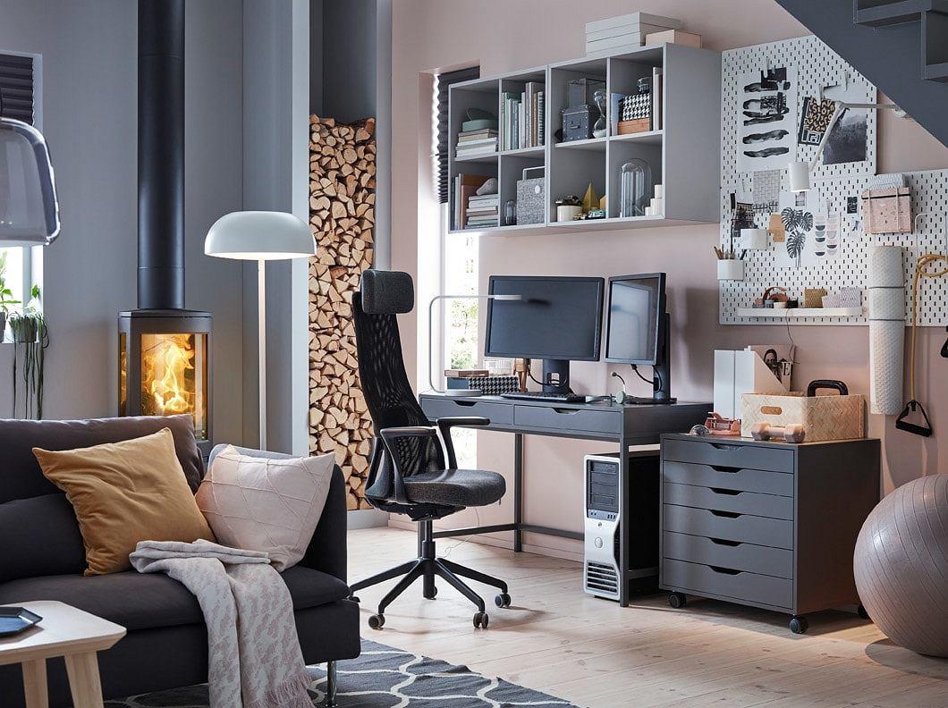 Biurka Ikea – na pewno wybierzesz idealne biurko dla siebie