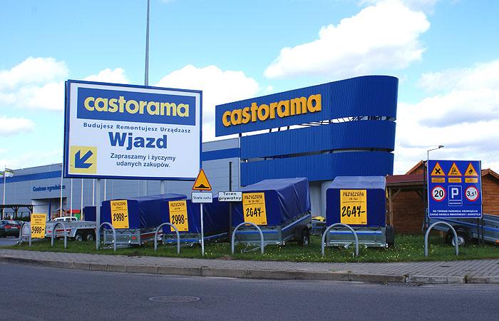 Castorama cały czas się rozwija
