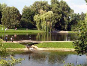 Zielona Warszawa – Park Moczydło