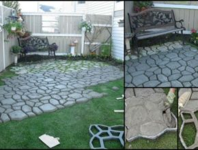Jak samemu wykonać formy do odlewów z betonu?