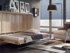 Półkotapczan – wady i zalety łóżka w szafie