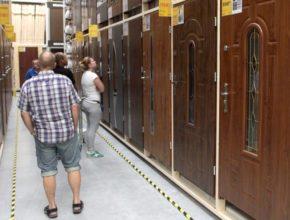 Jak wybrać dobre drzwi zewnętrzne Castorama?