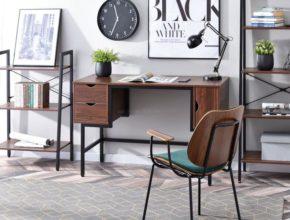 Na co zwrócić uwagę wybierając biurko industrialne?