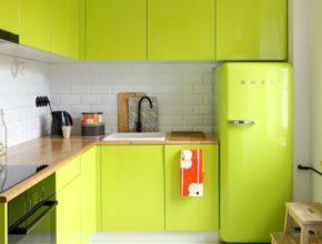 Z czym najlepiej łączyć kolor limonkowy?