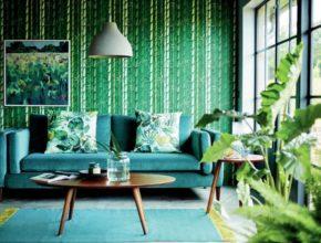 Jakie są najpiękniejsze odcienie zielonego?