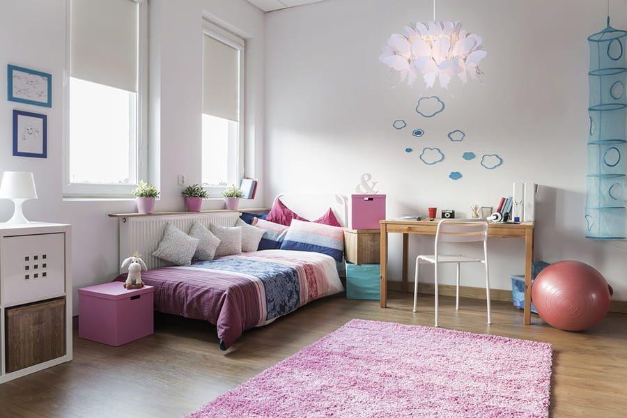 Lampa do pokoju dla dziewczynki – jaką wybrać?