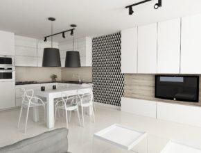 Czy tapeta do kuchni zamiast płytek to dobry pomysł?