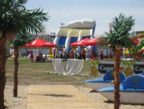 Plaża Wilanów zamieni się w park