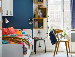 Pokój młodzieżowy Ikea aranżacje, czyli jak urządzić pokój dla nastolatka?