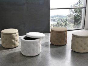 Pufa pikowana – stylowe dopełnienie wnętrza