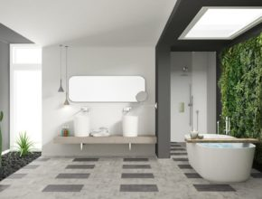 Panele podłogowe do łazienek – zalety i wady